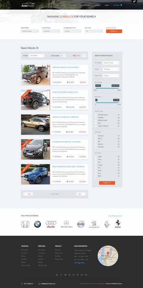 AutoTrader - Search