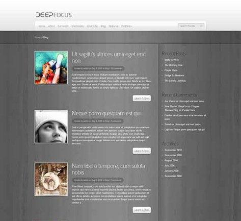 DeepFocus - Blog