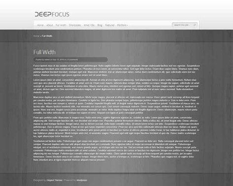 DeepFocus - Fullwidth