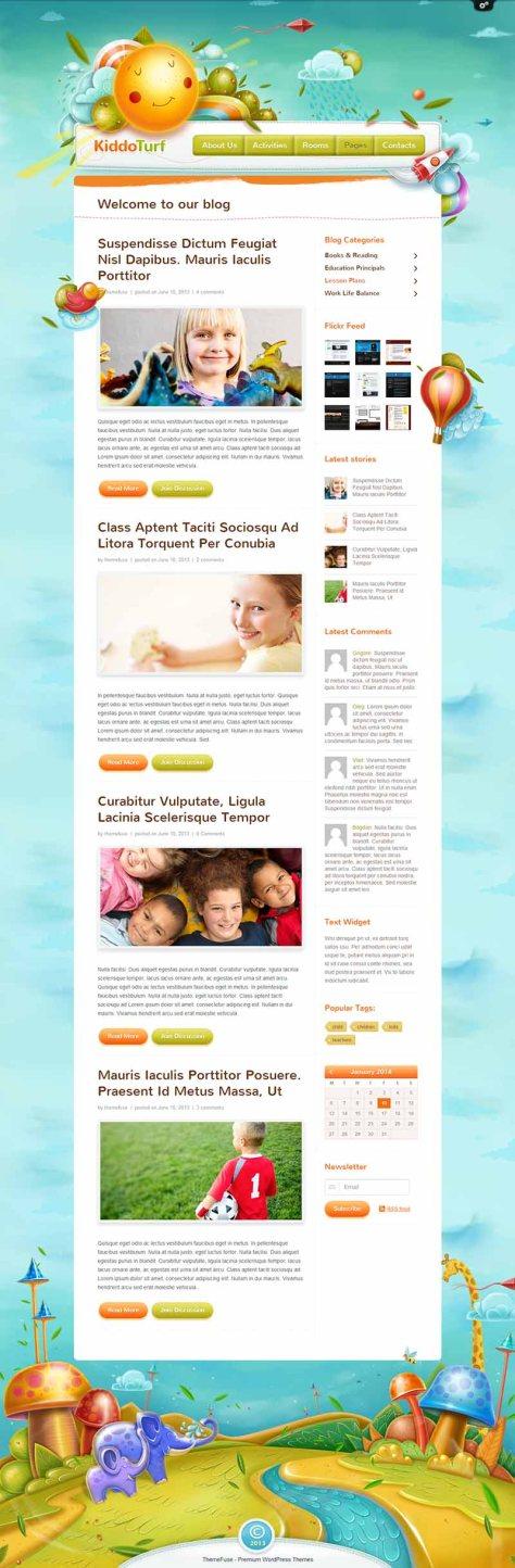 KiddoTurf - Blog