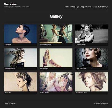Memories - Gallery