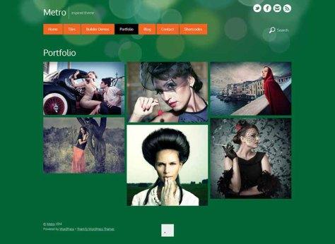 Metro - Portfolio