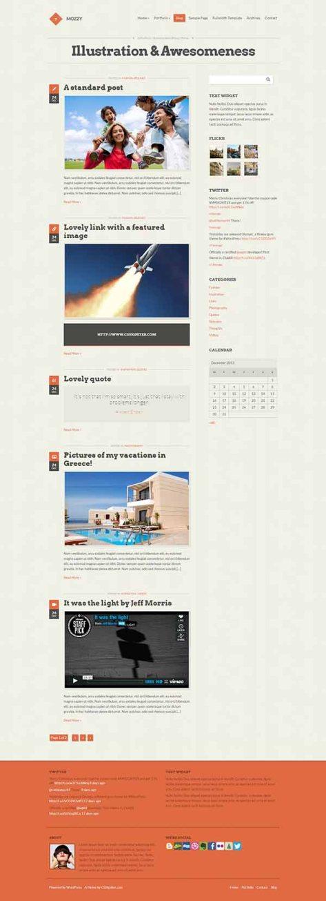 Mozzy - Blog