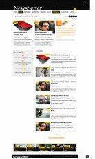 NewsSetter - Layout 2