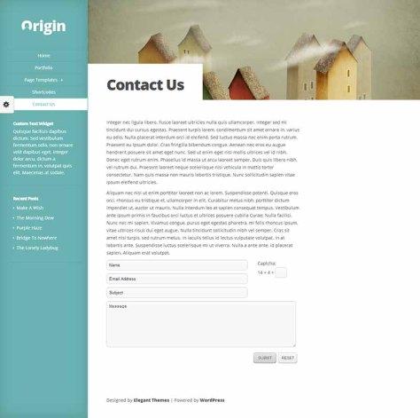 Origin - Contact