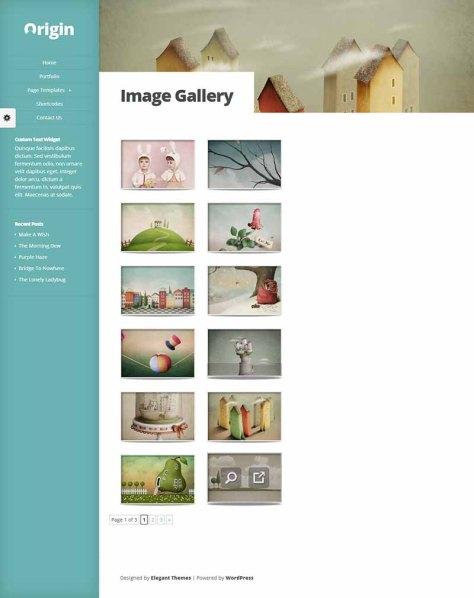 Origin - Gallery