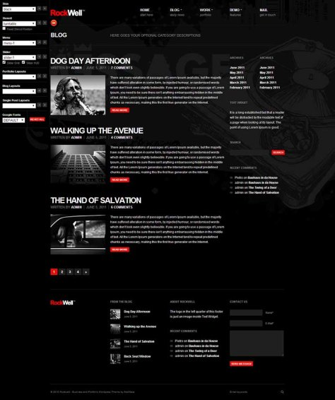 Rockwell - Blog