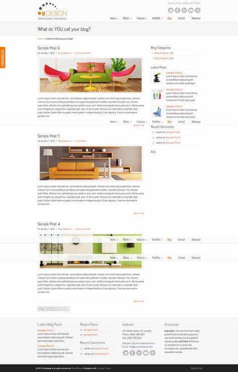 U-Design - Blog