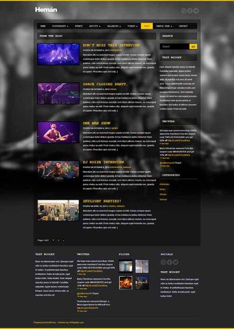 Hernan - Blog