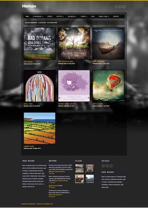 Hernan - Discography