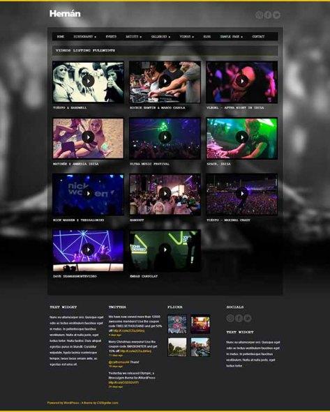 Hernan - Videos